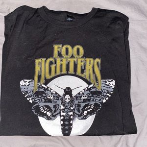 Foo fighters band tee